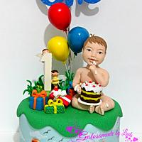 Happy birthday Leonardo