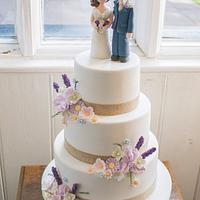 Lavender sprays  ~ New Wedding design