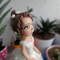 Gelin figuru by Aysin