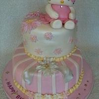 Hello Kitty by Designer Cakes by Anna Garcia