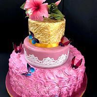 Ibisco cake