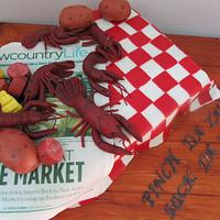 The Lowcountry Life (Crawfish Boil)