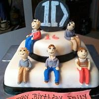 New Direction Cake