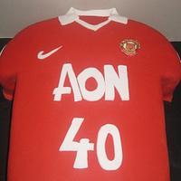 Man Utd. Jersey