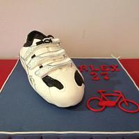 Bike shoe