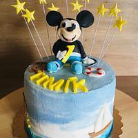 Mickey sailor cake
