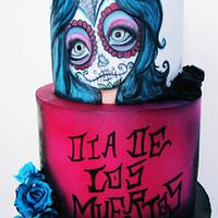 Day of the dead, Sugar skull bakers 2016