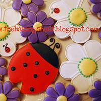 Spring Has Sprung Cookies!