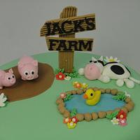 Jack's Farm by Ceri Badham