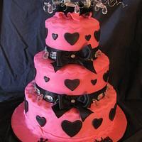 Fancy's Cake