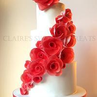 Ruby Wedding Anniversary