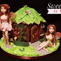 Cute fairies - CPC's World Cancer Day Collaboration