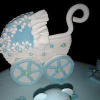 Yummy Newborn's Cake by Yummy Cakes 4 U