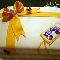 Yeah Us cake