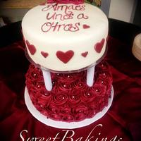 2tier cake