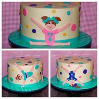 It's A Gymnastics Birthday Party!!