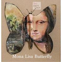 Mona Lisa Butterfly