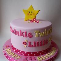 Twinkle Twinkle Little Star by Suzi Saunders