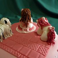 Il primo compleanno !!! Happy birthday !!! by La Torteria di Polly Dì
