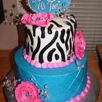 Tori Sweet 16