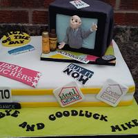 #Ideal World Cake
