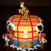 Woody Cake!