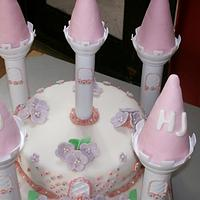 Grandaughters birthday cakes
