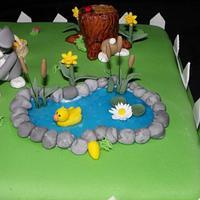 Easter Egg Hunt by Kazmick