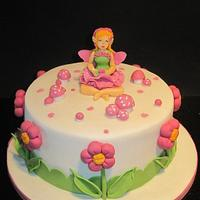 fairy cake by d and k creative cakes