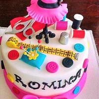 Cake dressmaker