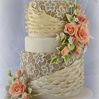 Coffee and Cream Cake