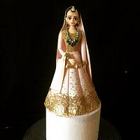 The Indian summer bride