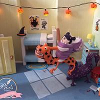 Cuties Disney Villains Halloween Collaboration