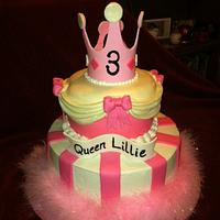 Princess/Queen Cake