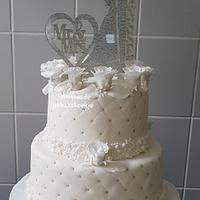 First weddingcake