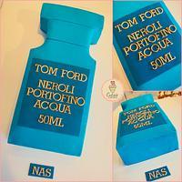 Tom Ford Cake 💙