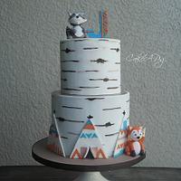 Woodlands Cake