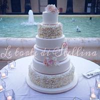 Mi wedding cake