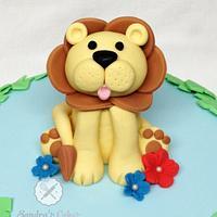 leo by Sandra's cakes
