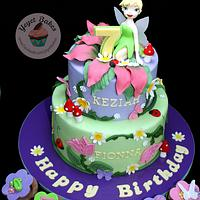 Tinkerbell Enchanted Forest Theme