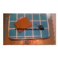 Tile Cake