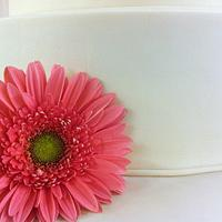 4 Tier Smooth Buttercream by Wendy Baiamonte