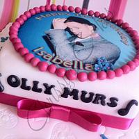 It's all about Olly Murs :)  by Chrissy Faulds