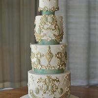 Wedding Cake: The Duchess TM