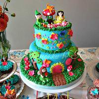 Lauren's Fairy Cake