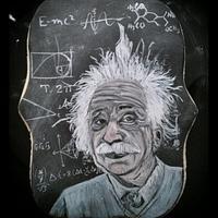 """Albert Einstein """"Back to school"""""""