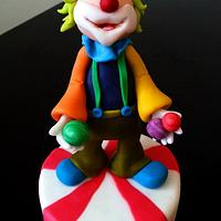 Peppermint Clown