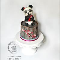 """Cake """"Sweet Panda"""""""