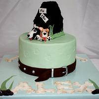 Dog Breeders Cake