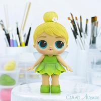 Cute Tinkerbell LOL Doll